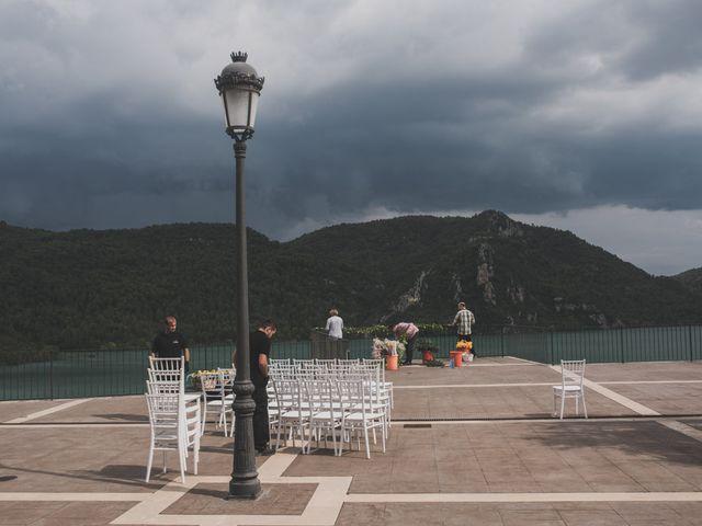 La boda de Andrés y Cecilia en Ligüerre De Cinca, Huesca 3