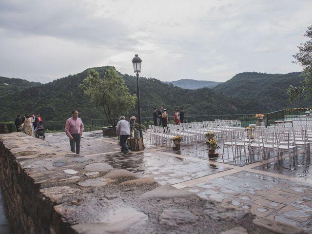 La boda de Andrés y Cecilia en Ligüerre De Cinca, Huesca 7