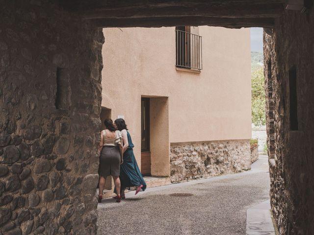 La boda de Andrés y Cecilia en Ligüerre De Cinca, Huesca 5