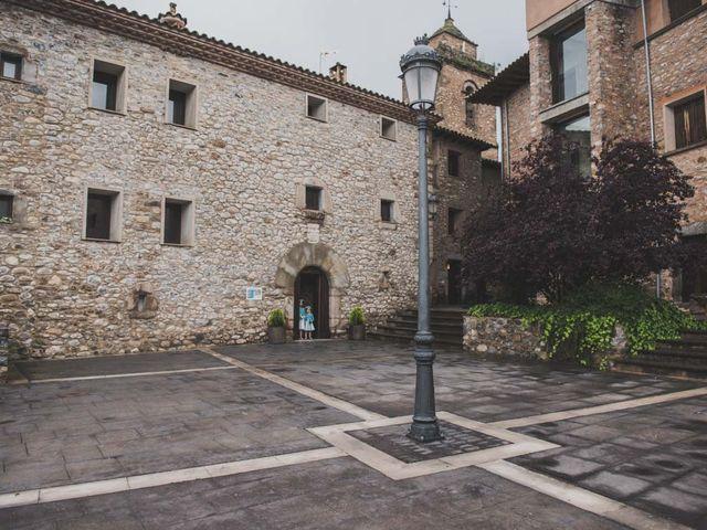 La boda de Andrés y Cecilia en Ligüerre De Cinca, Huesca 15