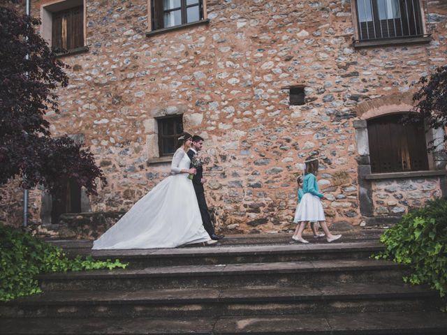 La boda de Andrés y Cecilia en Ligüerre De Cinca, Huesca 17