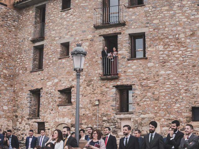 La boda de Andrés y Cecilia en Ligüerre De Cinca, Huesca 18