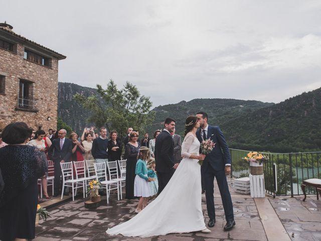 La boda de Andrés y Cecilia en Ligüerre De Cinca, Huesca 19