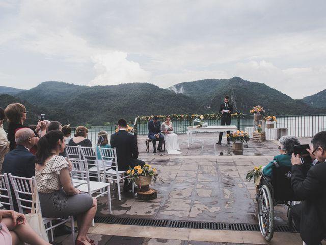 La boda de Andrés y Cecilia en Ligüerre De Cinca, Huesca 20
