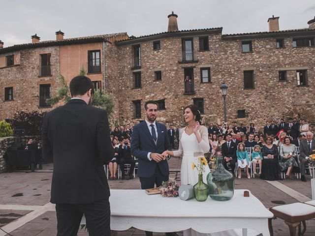 La boda de Andrés y Cecilia en Ligüerre De Cinca, Huesca 21