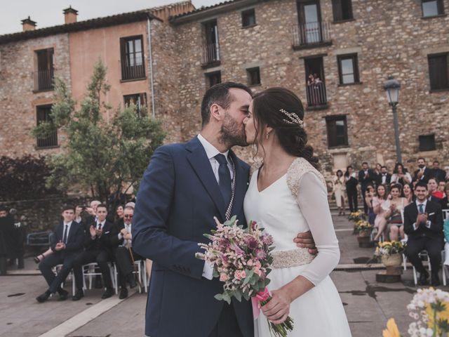 La boda de Andrés y Cecilia en Ligüerre De Cinca, Huesca 22