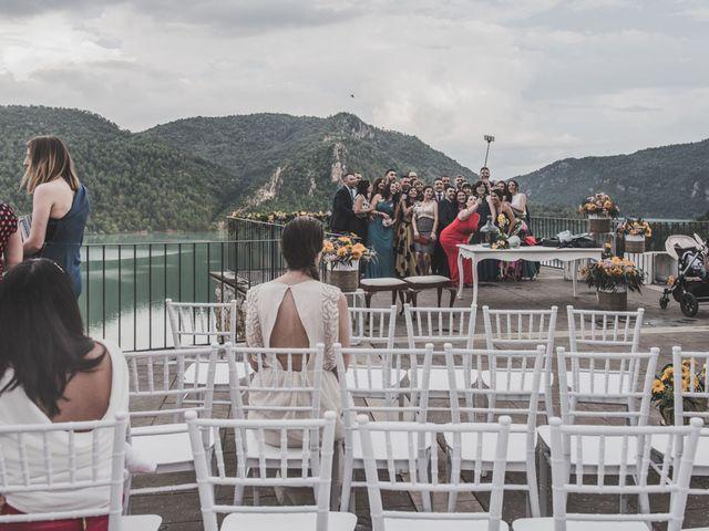 La boda de Andrés y Cecilia en Ligüerre De Cinca, Huesca 13
