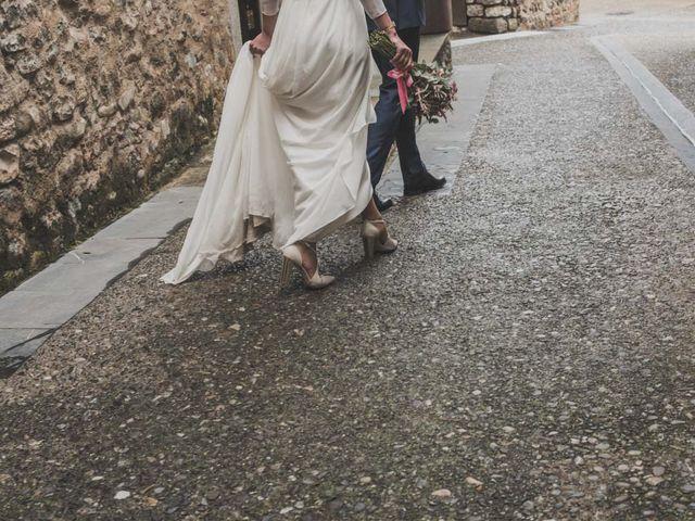 La boda de Andrés y Cecilia en Ligüerre De Cinca, Huesca 28