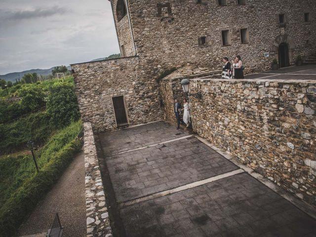 La boda de Andrés y Cecilia en Ligüerre De Cinca, Huesca 30