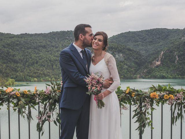 La boda de Andrés y Cecilia en Ligüerre De Cinca, Huesca 29