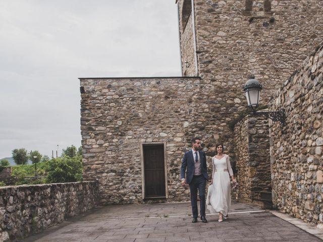 La boda de Andrés y Cecilia en Ligüerre De Cinca, Huesca 32