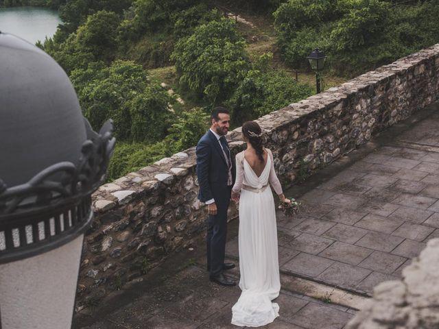 La boda de Cecilia y Andrés