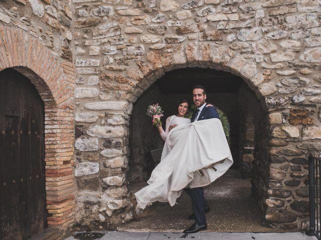La boda de Andrés y Cecilia en Ligüerre De Cinca, Huesca 34