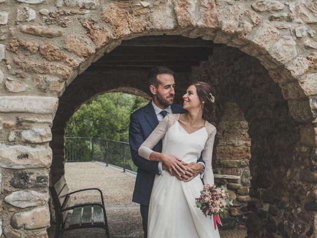 La boda de Andrés y Cecilia en Ligüerre De Cinca, Huesca 36