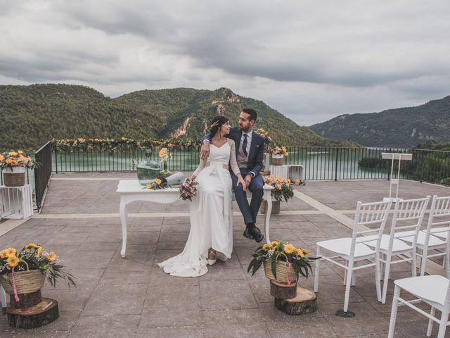 La boda de Andrés y Cecilia en Ligüerre De Cinca, Huesca 39