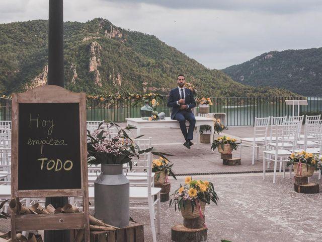 La boda de Andrés y Cecilia en Ligüerre De Cinca, Huesca 37