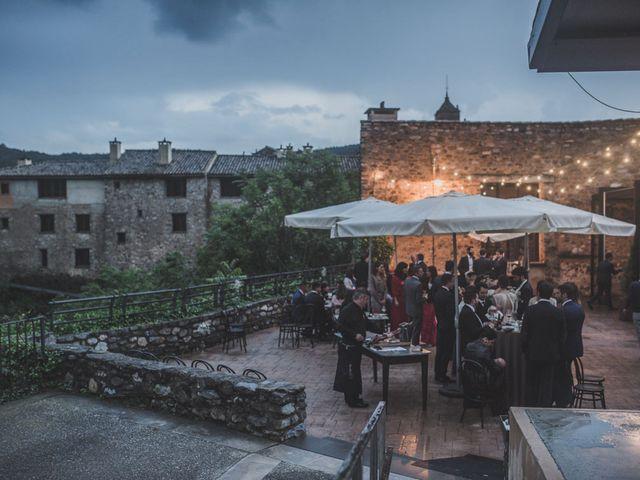 La boda de Andrés y Cecilia en Ligüerre De Cinca, Huesca 43