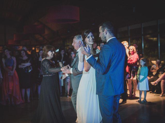 La boda de Andrés y Cecilia en Ligüerre De Cinca, Huesca 45