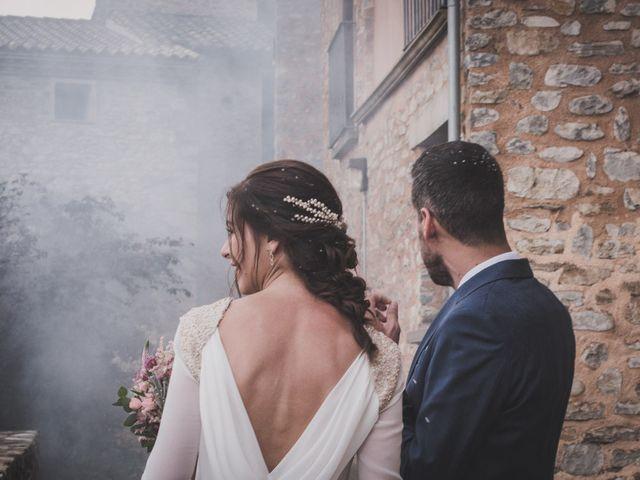 La boda de Andrés y Cecilia en Ligüerre De Cinca, Huesca 26