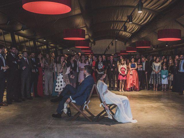 La boda de Andrés y Cecilia en Ligüerre De Cinca, Huesca 44