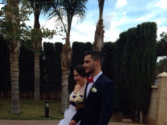 La boda de Ivan y Paqui en Rioja, Almería 13