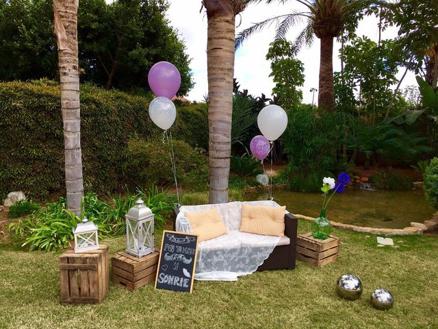 La boda de Ivan y Paqui en Rioja, Almería 18