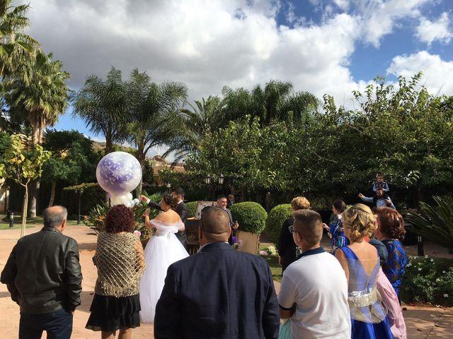 La boda de Ivan y Paqui en Rioja, Almería 1