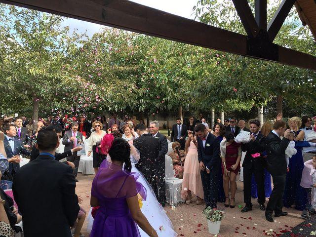 La boda de Ivan y Paqui en Rioja, Almería 21