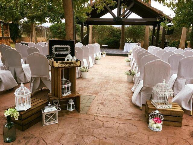 La boda de Ivan y Paqui en Rioja, Almería 25