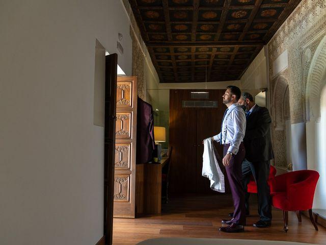 La boda de Jesús Alberto y Alejandro en Granada, Granada 17