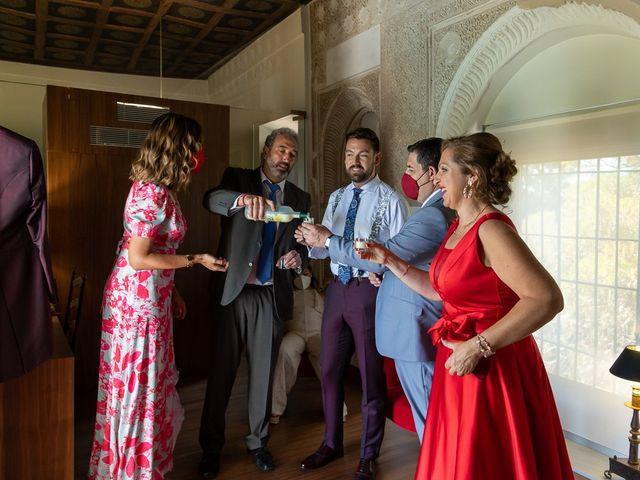 La boda de Jesús Alberto y Alejandro en Granada, Granada 19