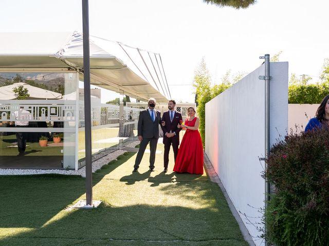 La boda de Jesús Alberto y Alejandro en Granada, Granada 30