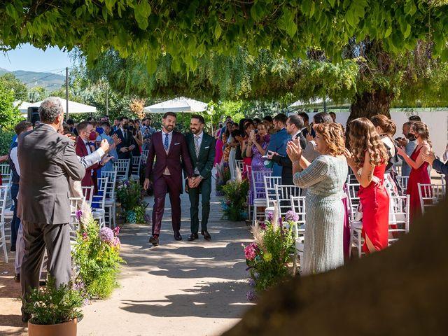 La boda de Jesús Alberto y Alejandro en Granada, Granada 32