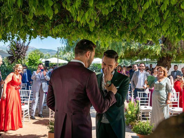 La boda de Jesús Alberto y Alejandro en Granada, Granada 33