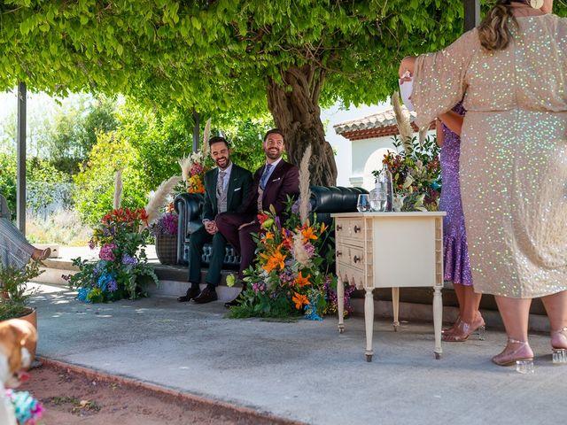 La boda de Jesús Alberto y Alejandro en Granada, Granada 35