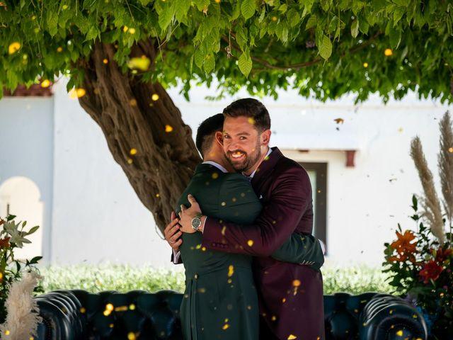 La boda de Jesús Alberto y Alejandro en Granada, Granada 43
