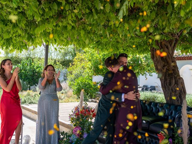 La boda de Jesús Alberto y Alejandro en Granada, Granada 44