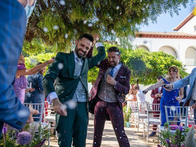 La boda de Jesús Alberto y Alejandro en Granada, Granada 1
