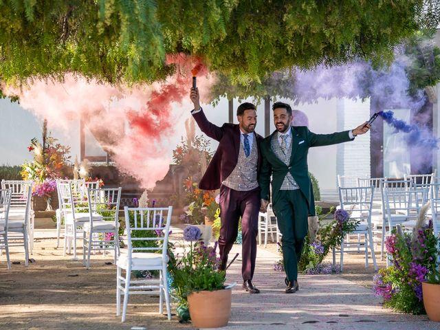 La boda de Jesús Alberto y Alejandro en Granada, Granada 54