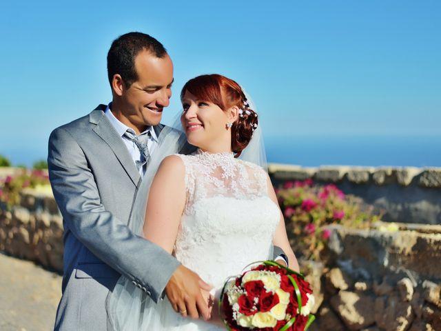 La boda de Ana y Lucas