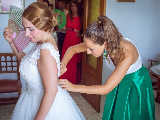 La boda de Mayka y Pablo  en Lucena, Córdoba 20