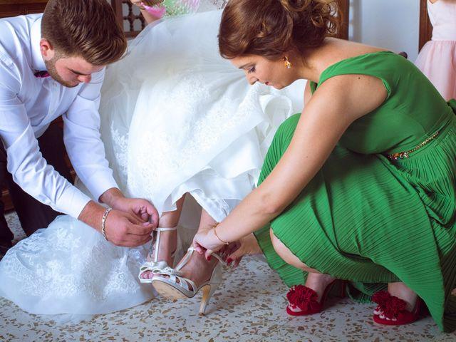 La boda de Mayka y Pablo  en Lucena, Córdoba 25