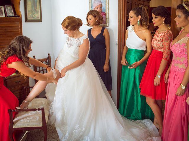 La boda de Mayka y Pablo  en Lucena, Córdoba 26