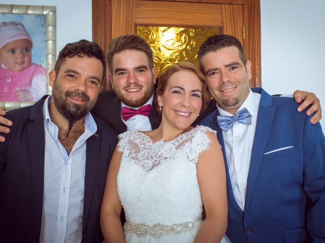 La boda de Mayka y Pablo  en Lucena, Córdoba 30