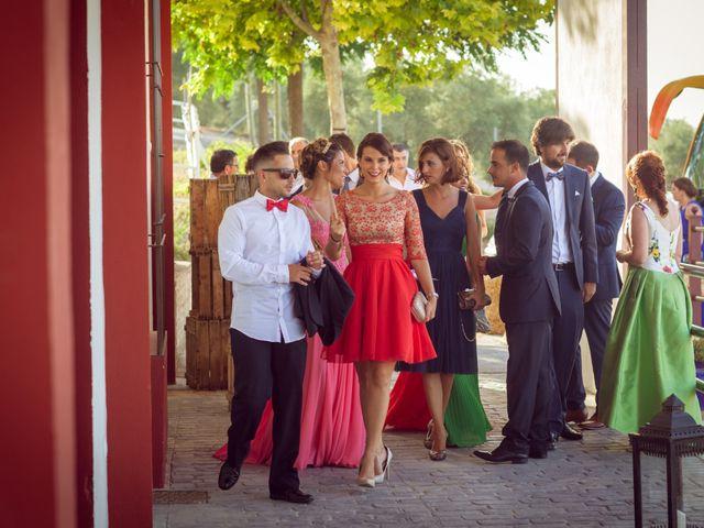 La boda de Mayka y Pablo  en Lucena, Córdoba 44