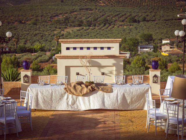 La boda de Mayka y Pablo  en Lucena, Córdoba 46