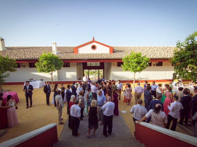 La boda de Mayka y Pablo  en Lucena, Córdoba 47