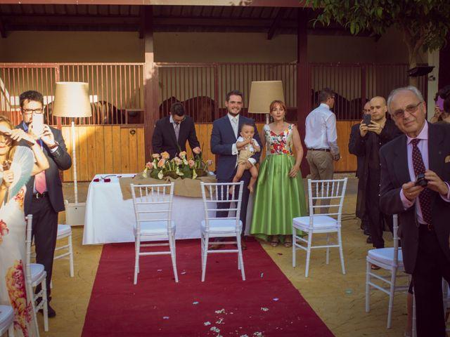 La boda de Mayka y Pablo  en Lucena, Córdoba 48