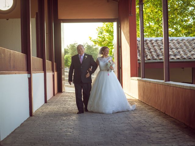 La boda de Mayka y Pablo  en Lucena, Córdoba 49