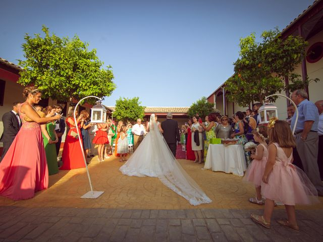 La boda de Mayka y Pablo  en Lucena, Córdoba 51